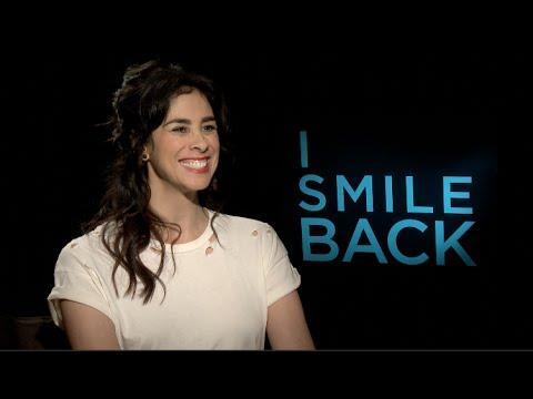 Sarah Silverman interview - I SMILE BACK