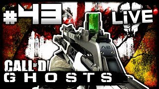 "CoD Ghosts: ""THE RIPPER!"" - LIVE w/ Elite #43 (Call of Duty Ghost Multiplayer Gameplay)"