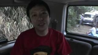 Sun Set Live 2009 に出演した板尾創路さんから、ライブ直後のコメント...