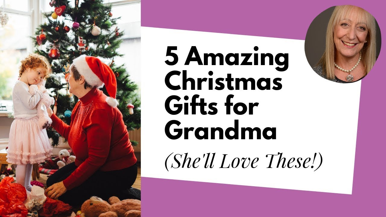 6 Unexpected Gift Ideas For Women Over 60