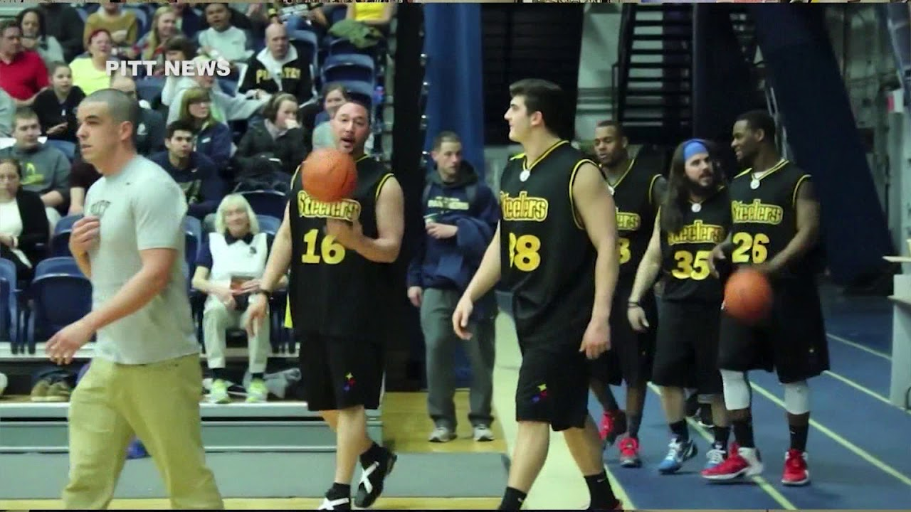 Mt basketball fundraiser pittsburgh steelers promo youtube jpg 1280x720 Pittsburgh  steelers basketball team 85d42f476