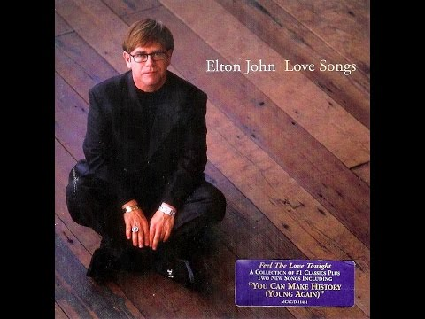 "Elton John - Acoustic Mix of ""You Can Make History (Young Again)"" (1996) With Lyrics!"