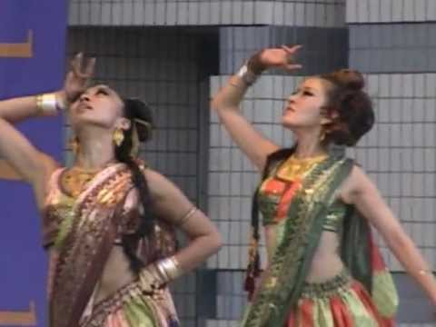 namaste india festival 2011-barso re megha megha Travel Video