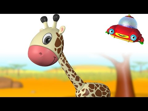 Thumbnail: TuTiTu Animals | Animal Toys and Songs for Children | Giraffe