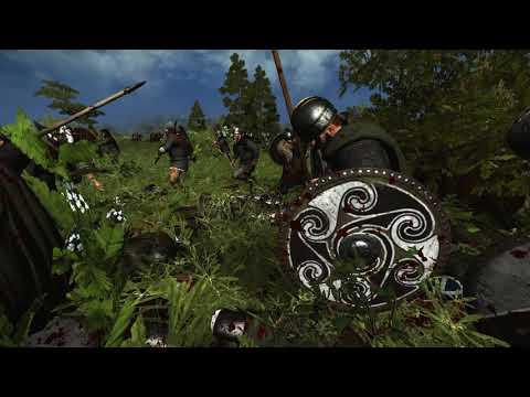 Total War Saga Thrones of Britannia *LAG WARNING* |