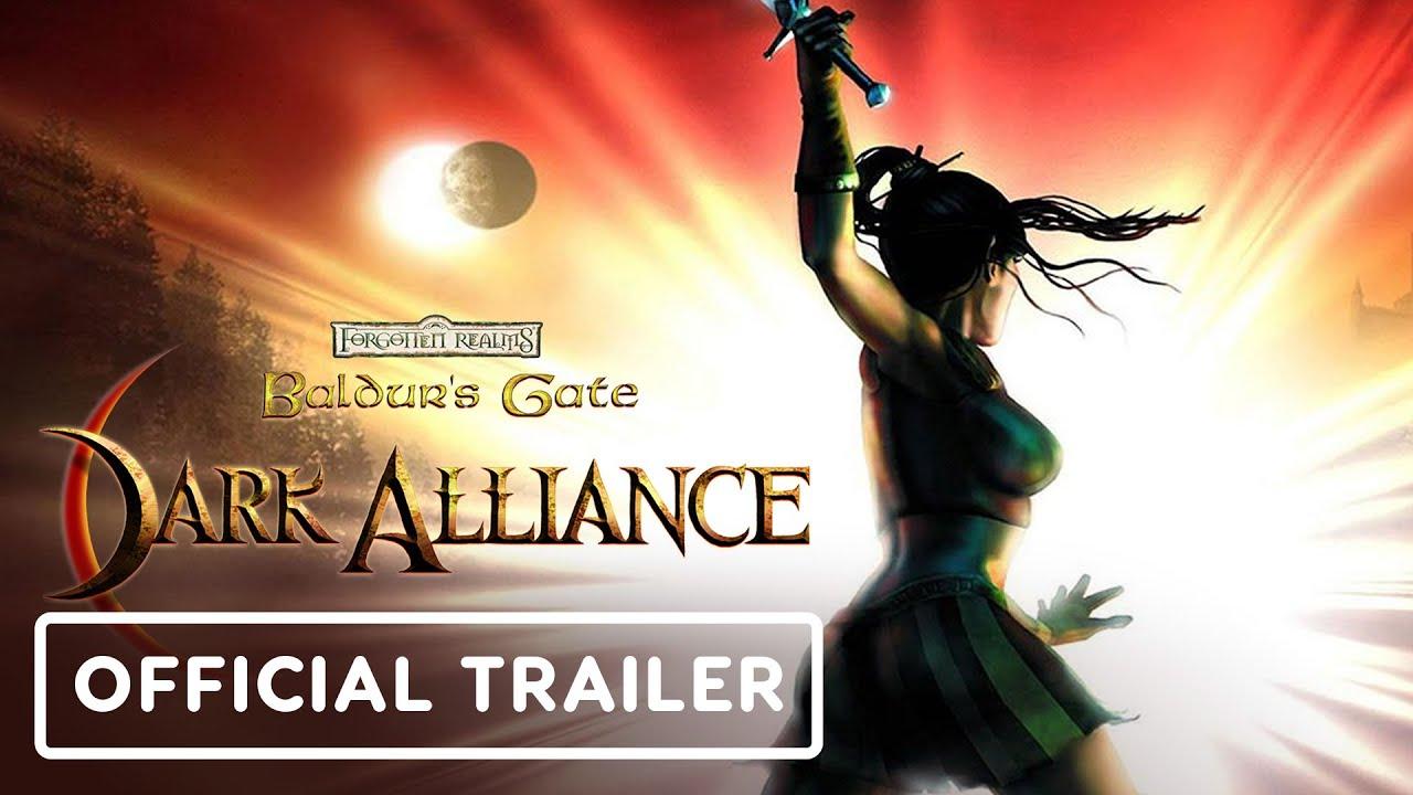 Επίσημο launch trailer για το Baldur's Gate: Dark Alliance