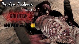 Gore reviews - Sniper Elite 3