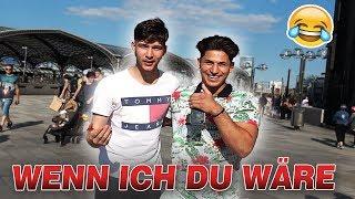 ''WENN ICH DU WÄRE..'' DENIZON vs. KAAN l Yavi TV
