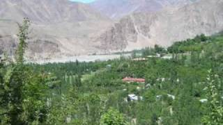 Music of Chitral  (song: Yaar mann Hameen by Mansoor Ali)
