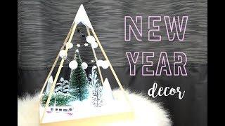 видео Идеи для новогоднего декора 2017: как украсить дом на Новый Год