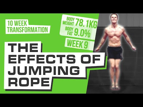 The Effects of Jumping Rope