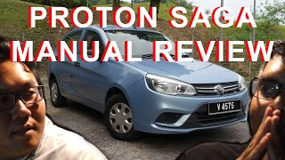 Proton Saga 1.3 Standard Manual Review