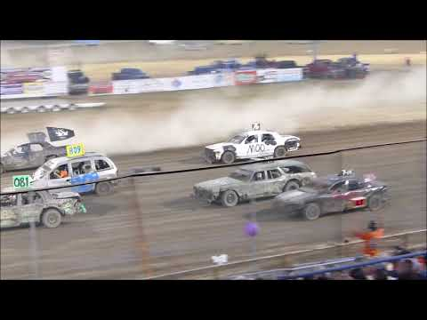 Grand Rapids Speedway-FAIR ENDURO-2nd Segment- 2018
