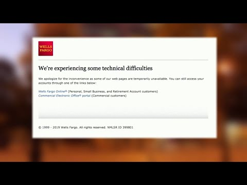 Wells Fargo customers report trouble finding direct deposits