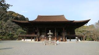 JG 4K 滋賀 三井寺(園城寺)と円満院 Miidera and Enmanin,Shiga