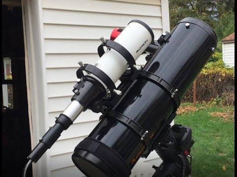 Diy newtonian reflector telescope make