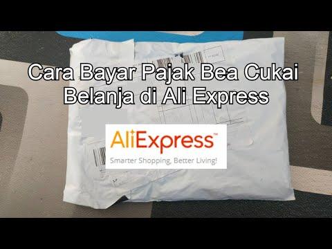 Tutorial beli barang lewat AliExpress lewat android pembayaran melalui Alfamart.