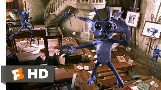 Harry Potter And The Chamber Of Secrets (3/5) Movie CLIP - Pesky Pixies (2002) HD