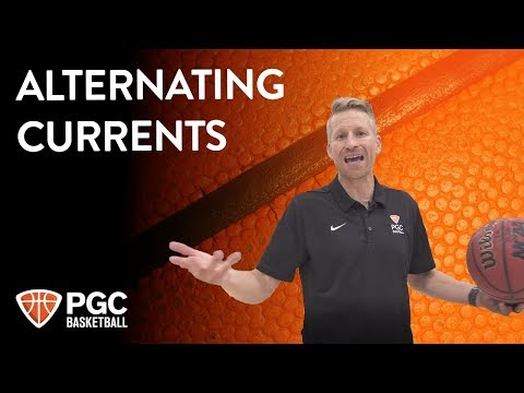Create Space and Pace on Offense with Alternating Currents | Skills Training | PGC Basketball