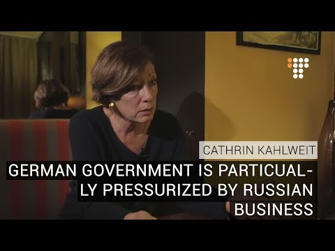 German Government Is Partially Pressurized By Russian Business – German Journalist
