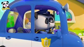 키키묘묘 경찰관 질서를 유지해요|경찰동요|�...