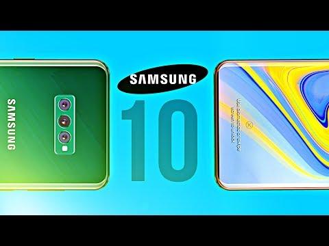 Samsung Galaxy S10 - NEW DESIGN IS STILL DOPE!!!