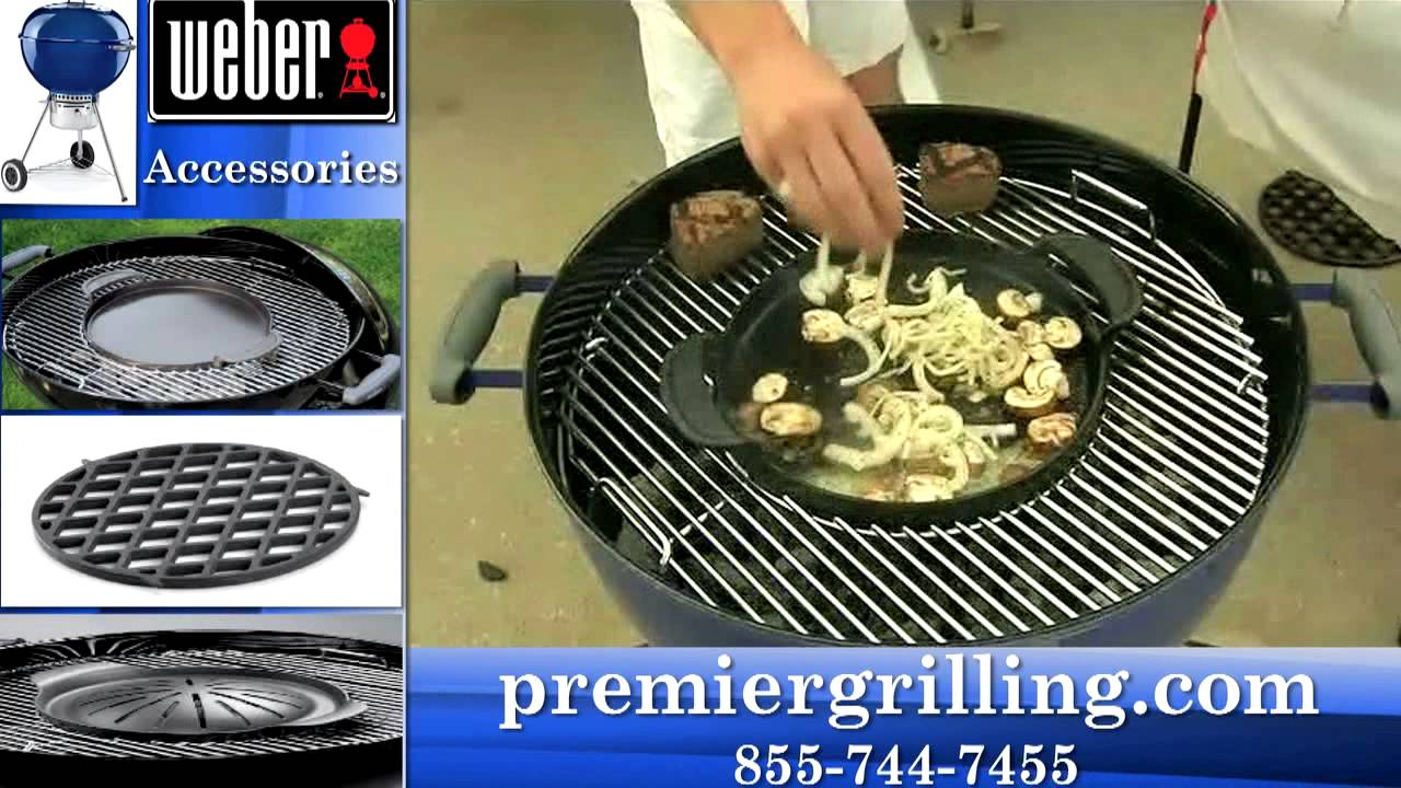 Demonstration Kitchen Outdoor weber one touch cooking demo premier grilling plano, tx - youtube