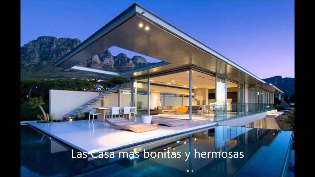 Las casas mas hermosas del mundo youtube for Casas mas bonitas del mundo