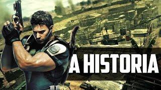 A História de Resident Evil 5 - Enredo com Spoilers