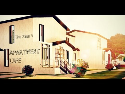 How to: Build your own Apartment in The Sims 3! - YouTube