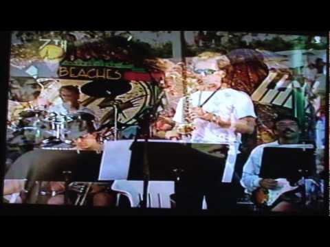 Ernie Andrews and the Jazz Report All Stars 1994 Beaches International Jazz Festival