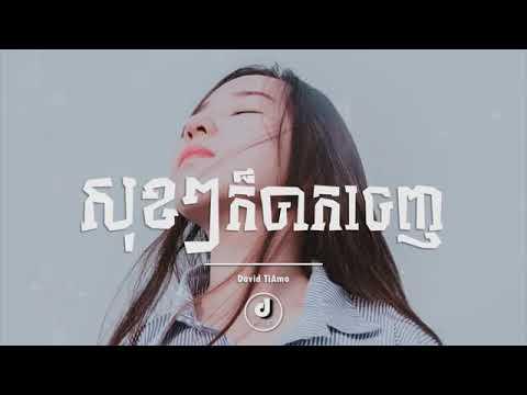 Download សុខៗក៏ចាកចេញ sok sok kor jak jenh David TiAmo Full Audio, Original song 2017