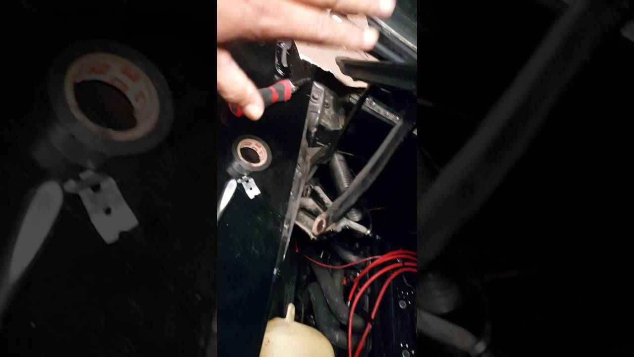 small resolution of 74 nova heater core removal