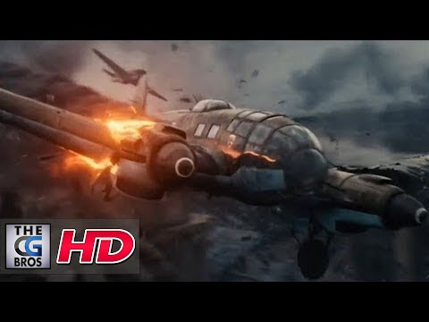 "CGI VFX Breakdown Showreel : ""Stalingrad VFX Showreel"" by - Main Road/Post"