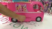 Раскладной фургон barbie для щенков по цене 4549. 00 руб. Раскладной фургон barbie для щенков: описание, отзывы, аксессуары, характеристики.