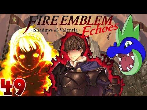 Fire Emblem Echoes; Shadows of Valentia: Ep. 49: Berkut and His HOT Girlfriend
