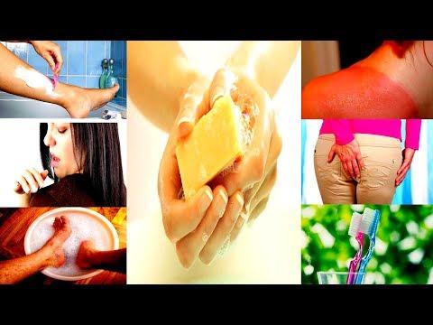 ХОЗЯЙСТВЕННОЕ МЫЛО НЕОБЫЧНОЕ ПРИМЕНЕНИЕ | кулинарные | интересное | полезные | здоровый | девушкам | рецепты | советы | мелочи | образ | жизни