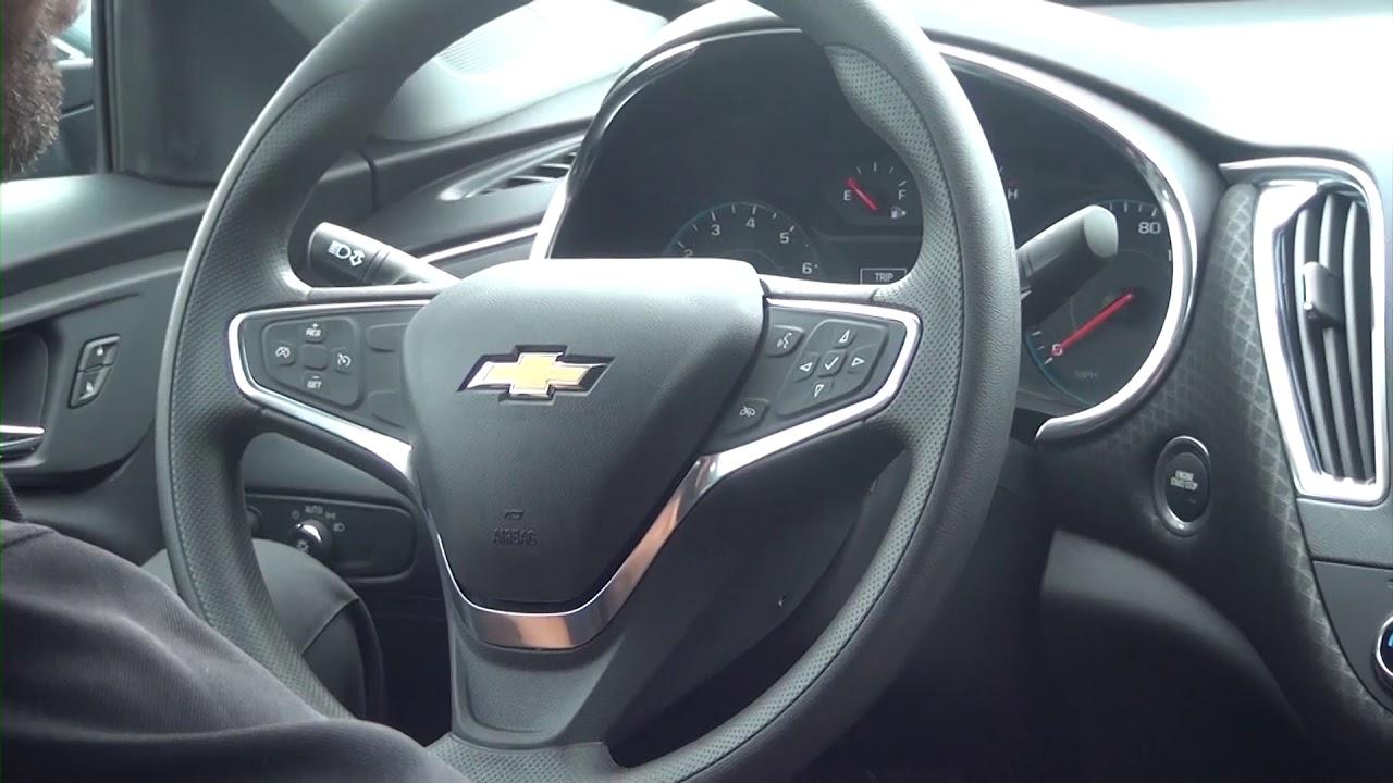 2020 Chevy Malibu - Interior | Phillips Chevrolet - YouTube