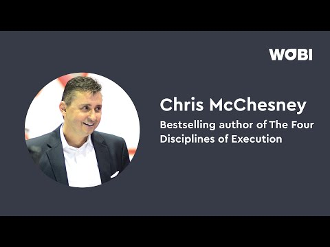 Chris McChesney - How to create focus on the middle of the crisis