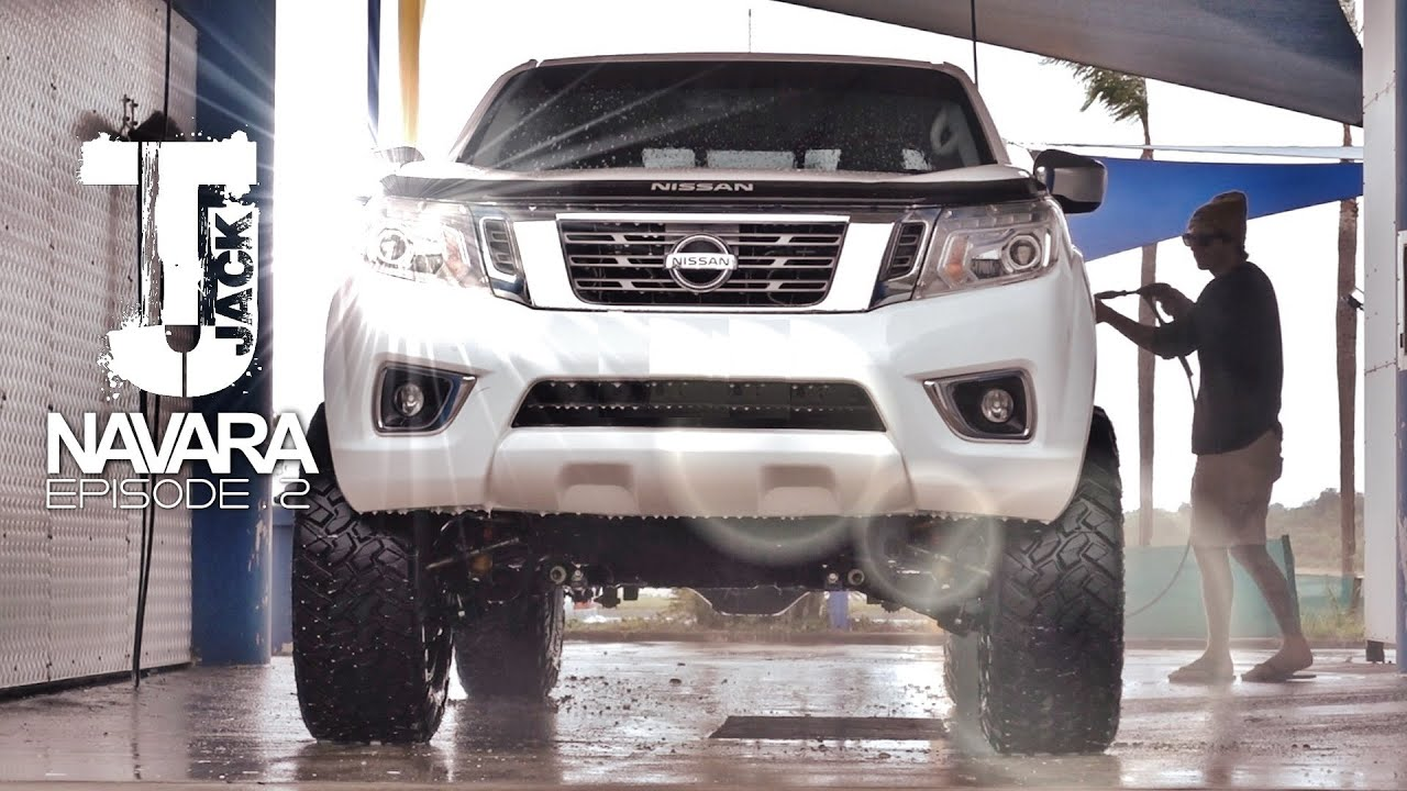 Best Mods For New Navara Youtube