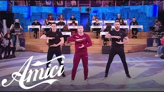 Amici 19 - Federico - One more time