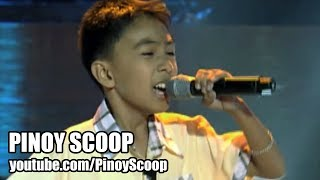 Earl Consolacion The 'KBL' Or Kasal Binyag Libing Singer That Wowed In 'The Voice Kids' thumbnail
