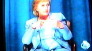 video Hillary Clintion Diplomacy !