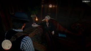 Red Dead Redemption 2 secret quest??? Rare encounter?