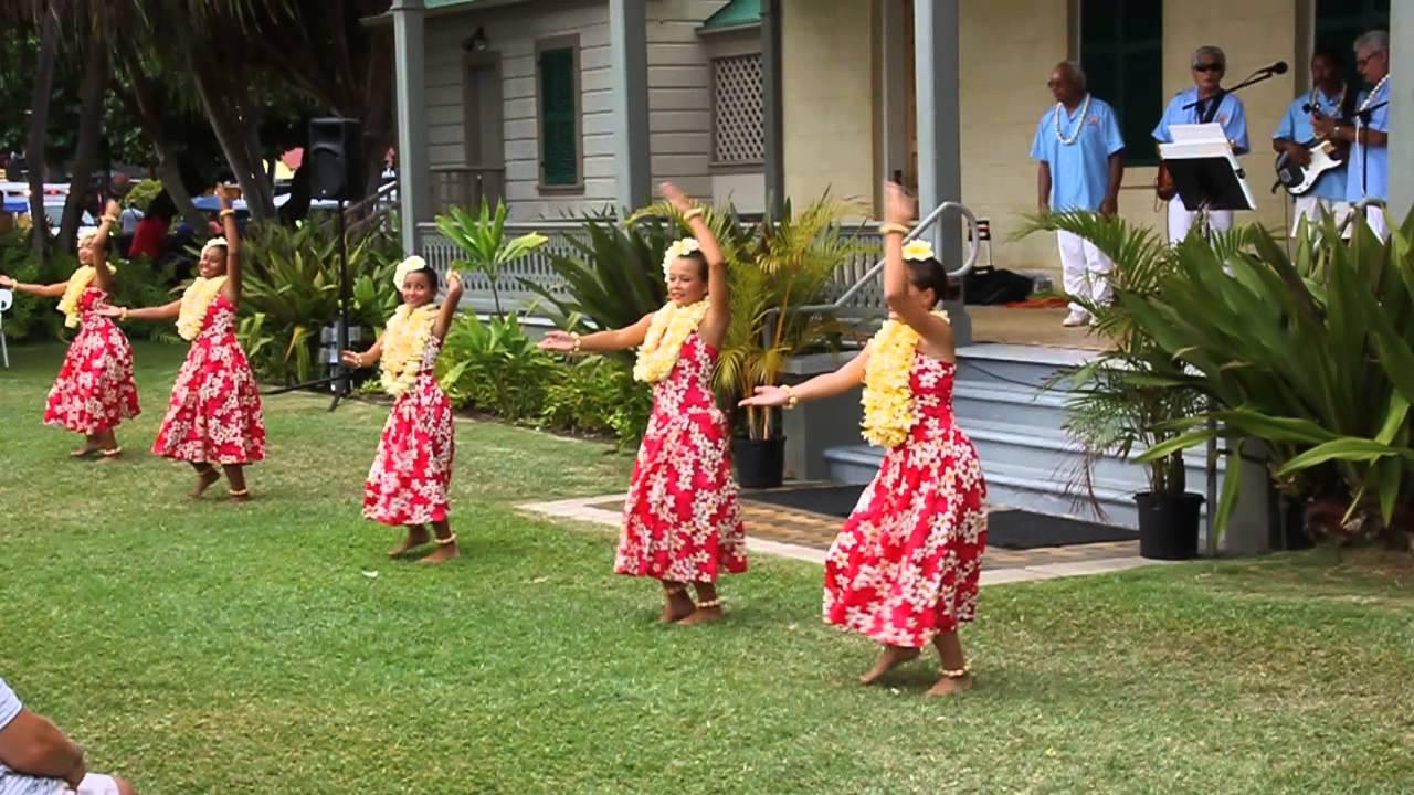 Young Assamese dancers perform the Bihu, a folk dance from
