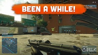BEEN A WHILE! - Battlefield Hardline