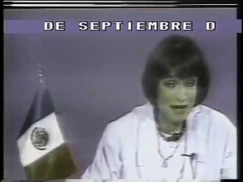 Terremoto en México - 1985