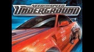 Need For Speed Underground 2003 1 начало