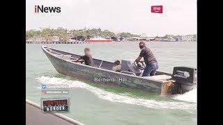 Kejar Speedboat Asing, Satgas Temukan 3 Kg Sabu di Tanjung Pinang Part 01 - Indonesia Border 08/03