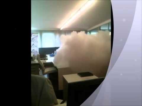 UR Fog   Just The Fastest Fogging Security System